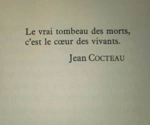 quote, french, and true image