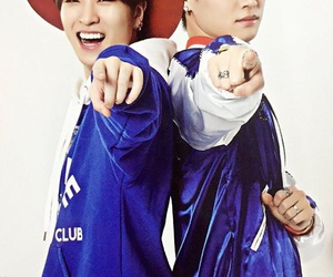 got7, youngjae, and JB image