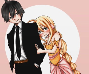anime, fairy tail, and zervis image