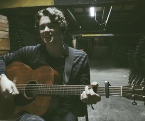 brad, guitar, and music image