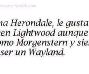 jace, lightwood, and morgenstern image