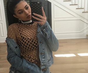 kylie and las jenner image