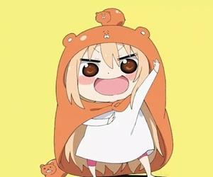 anime, umaru, and kawaii image
