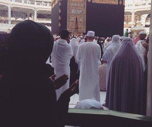 islam and hajj image