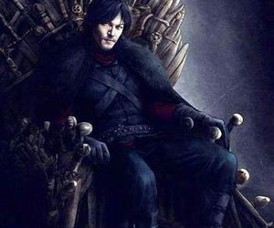 daryl and game of thrones image