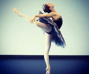 ballet, dancer, and dance image