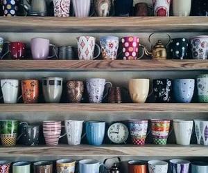 mug, cup, and vintage image