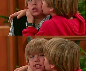 dylan sprouse, cody martin, and zack martin image