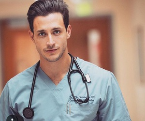 boys, doctor, and handsome image