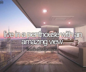 bucket list and penthouse image