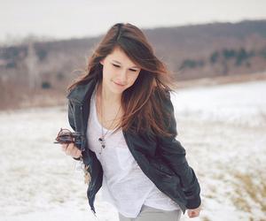 girl, cute, and pretty image