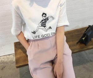 clothes, pastel, and white image