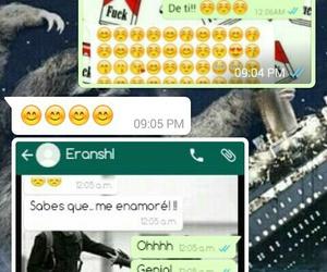 amor, mensajes, and whatsapp image