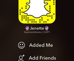 add, follow, and snap image