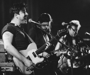 band, ben lovett, and marcus mumford image