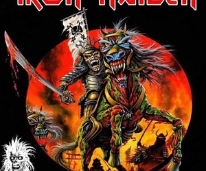 eddie, iron maiden, and maiden image