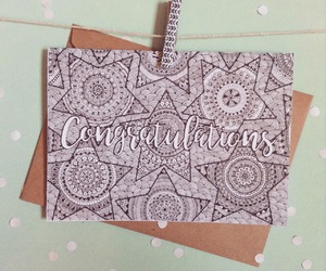 cards, congratulations, and quote image