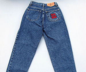 90s, ebay, and jeans image