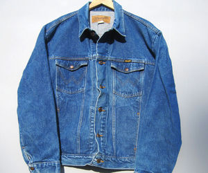biker, denim, and ebay image