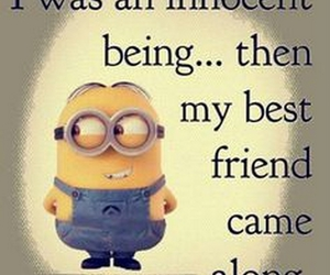 funny, minion quotes, and minions image