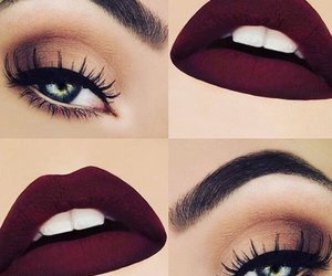 makeup and what lipstick is this? image
