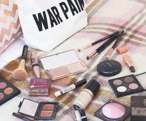 makeup and war paint image