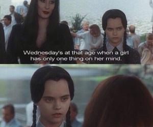 wednesday, homicide, and boy image