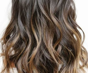 hair blonde ombre two image