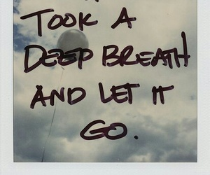 quotes, breath, and text image