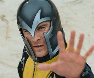 magneto, michael fassbender, and x men first class image