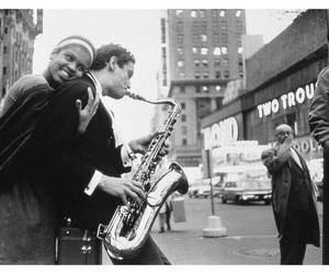 new york, jazz, and nyc image