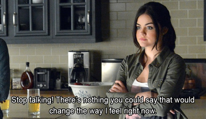 quotes, series, and pretty little liars image