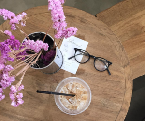 aesthetic, plants, and chic image