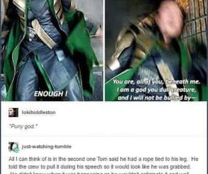 loki, Avengers, and funny image