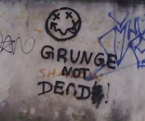 grunge, dead, and nirvana image
