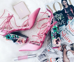 beauty, colorful, and heels image