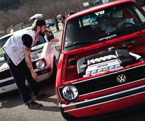 classic and vw mk1 image