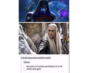 funny, lee pace, and lol image