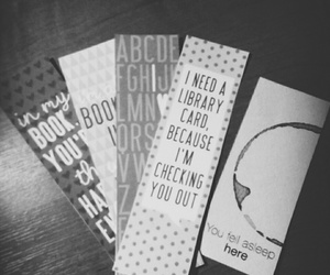 bookmark and book image