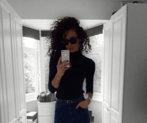 fashion, hair, and danielle peazer image