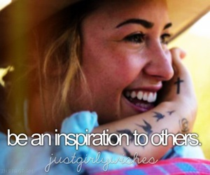 demi lovato and bucket list image