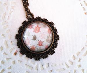 fashion, necklace, and jewerly image