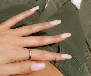 nails and jeans image