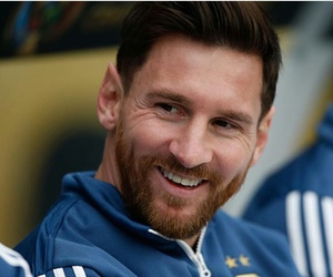 argentina, king, and messi image