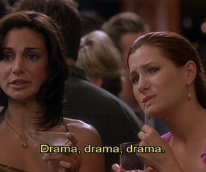 drama, quote, and funny image