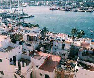 summer, sea, and city image