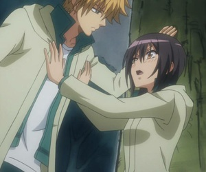 anime, manga, and kaichou wa maid sama image
