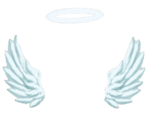 angel, Angel Wings, and white image