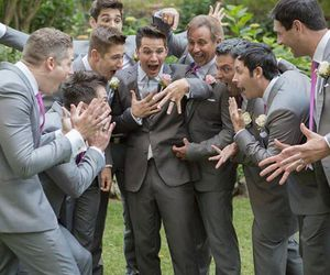 crazy, wedding, and matt lanter image