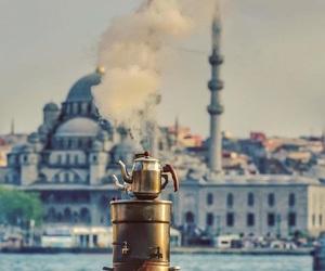 tea, istanbul, and turkey image